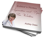 cover for Editors Notes Inspiration and Tips for Writers